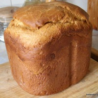 Ekmek Yapma Makinesinde BRIOCHE