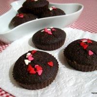 Diyet kakaolu muffin