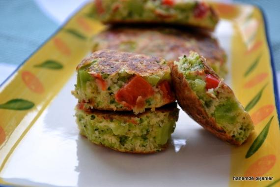 brokoli pankek