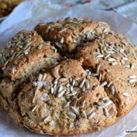 Yulaf unlu sodalı ekmek, Irish soda bread