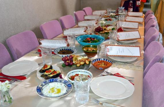dimes iftar sofrası